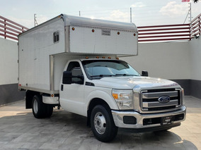 Ford F-350 6.3l Xl Plus Blanco 2016