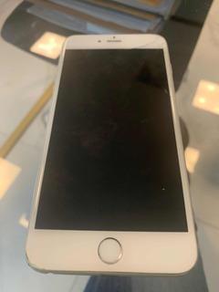 Apple iPhone 6 Plus 64gb Tela Rachada