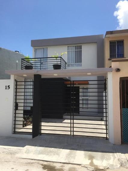 Casa En Condominio - Supermanzana 523
