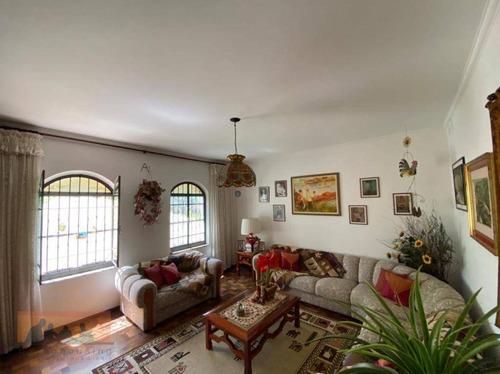 Imagem 1 de 18 de Casa À Venda, 219 M² Por R$ 750.000,00 - Cidade Universitária - Campinas/sp - Ca2417
