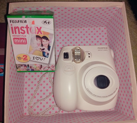 Instax Camera Mini 7s Branca