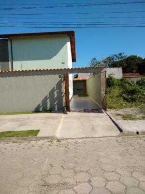 Casa  Lado Praia, Com Espaço Para Piscina , Ref. C1250 L C