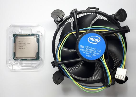 Processador Intel Core I3 4160 Lga 1150 4ª Geração C/ Cooler
