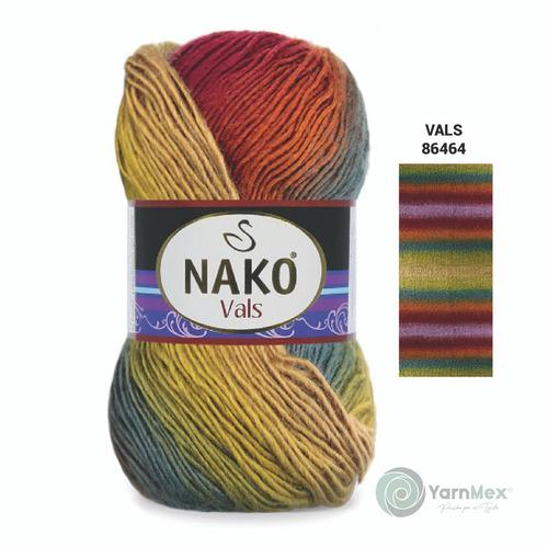 Estambre Nako Vals Matizado | Difuminado