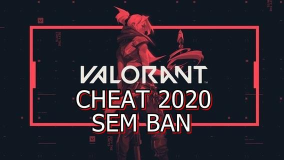 Script Valorant (auto-aim, Triggerbot, No-recoil) Sem Ban.