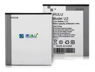Batería O Pila Original Para Teléfono Irulu U2