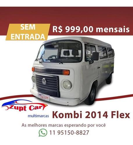 Volkswagen Kombi  Standard Flex 2014