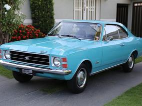 Chevrolet/gm Opala De Luxo 1977