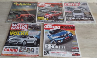 5 Revista De Automóveis