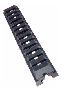 Adaptador Suplemento 11mm Weaver A Picatinny 15cm Aluminio