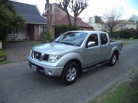 Nissan Frontier Unica Mano