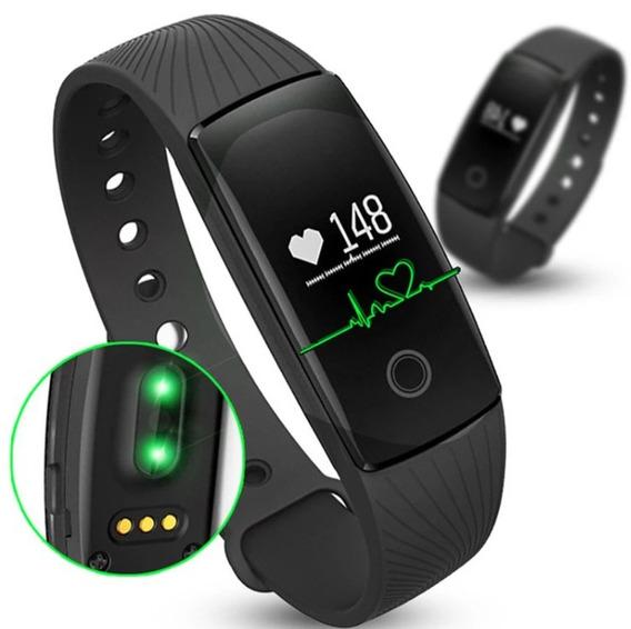 Smartband Id107 Inteligente Monitor Cardíaca Pulseira