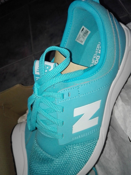 Zapatillas New Balance T38.5 Impecables Martinez