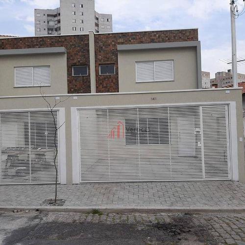 Excelente Sobrado Vila  Prudente - So2579