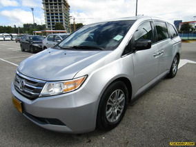 Honda Odyssey Exl At 3500cc Aa Ct