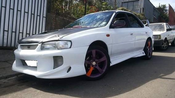 Subaru Impreza Blanco 1999