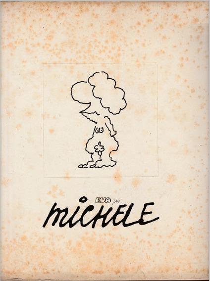 Eva Por Michele Iacocca 1ª Edição 1973 Humor Sátira Hq Raro