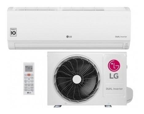 Ar Condicionado Split Hw Lg Dual Inverter 12.000 Btus Frio
