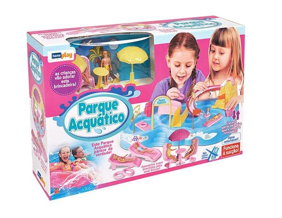 Brinquedo Parque Aquático Homeplay