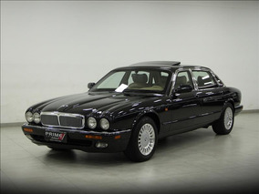 Jaguar Xj12 Jaguar Xj12 V12 6.0l Com 320cv Automático