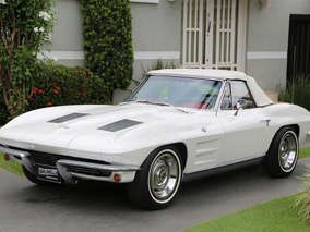 Chevrolet/gm Corvette Stingray 1963