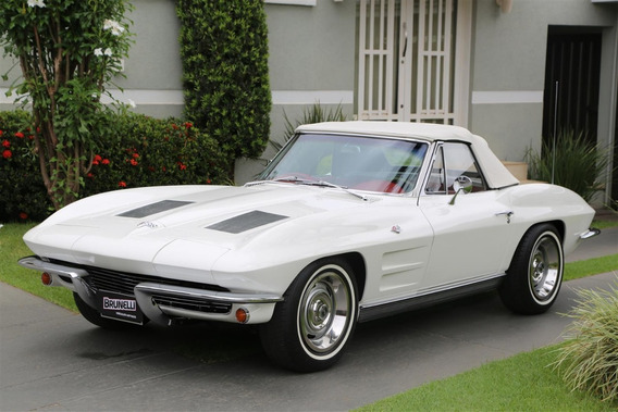 Chevrolet/gm Corvette Stingray 1963