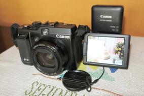 Camera Canon G1x, Não É A Markii