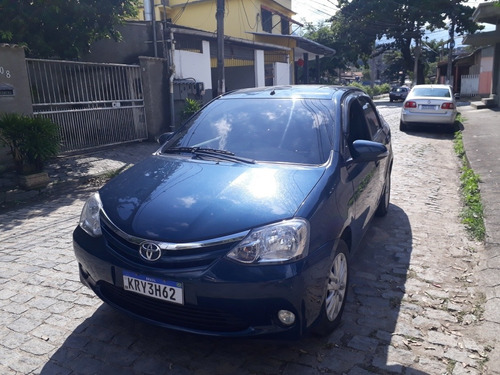Toyota Etios 2015 1.5 16v Xls 5p