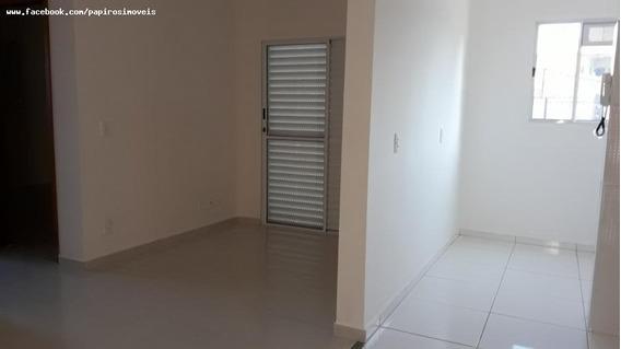 Apartamento Para Locação Em Tatuí, Loteamento Residencial Juliana, 2 Dormitórios, 1 Banheiro, 1 Vaga - 431