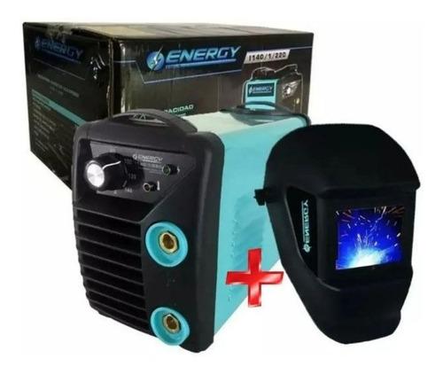 Soldadora Inverter 200 Amp Elc 4.0mm Y Mascara Fotocromatica