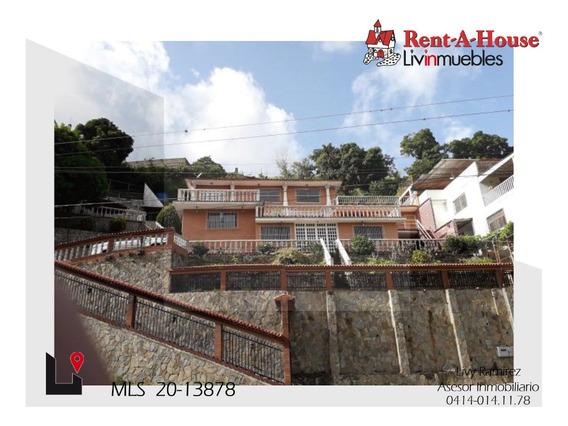 Casa En Venta. El Cují Mls #20-13878