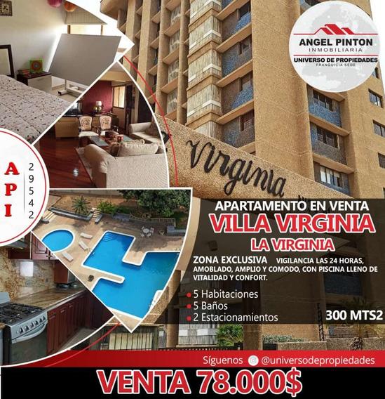 Apartamento En Venta, Villa Virginia La Virginia Kerlsy V.