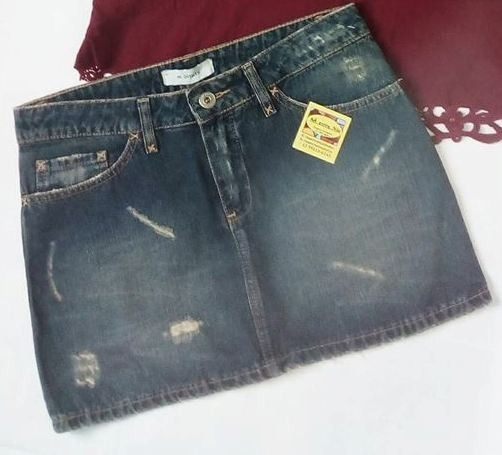 Saia Jeans M.officer