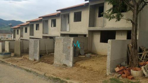 Imagem 1 de 27 de Casa Residencial À Venda, Campo Grande, Rio De Janeiro. - Ca0252