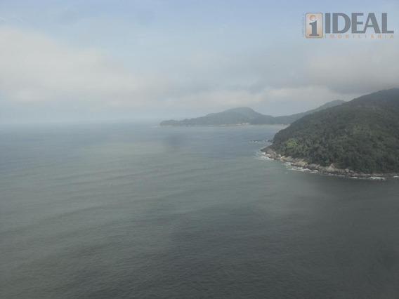 Apartamento Residencial Para Locação, Ilha Porchat, São Vicente. - Ap1351