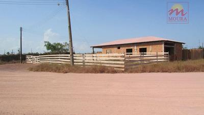 Terreno Residencial À Venda, Boné Azul, Macapá. - Te0112