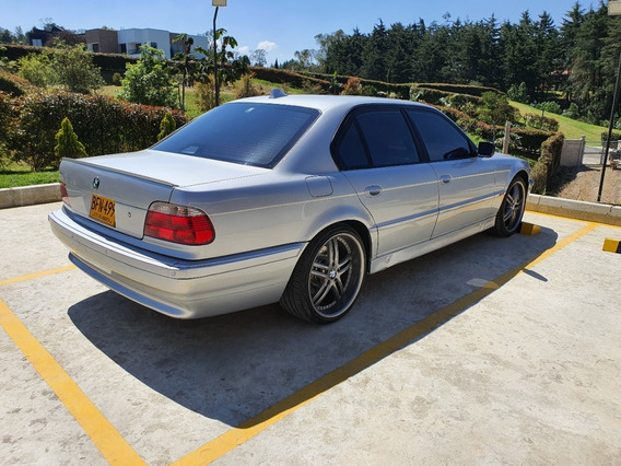 Bmw Serie 7 740i Protection Alemán 80.000 Millas 1995 1996