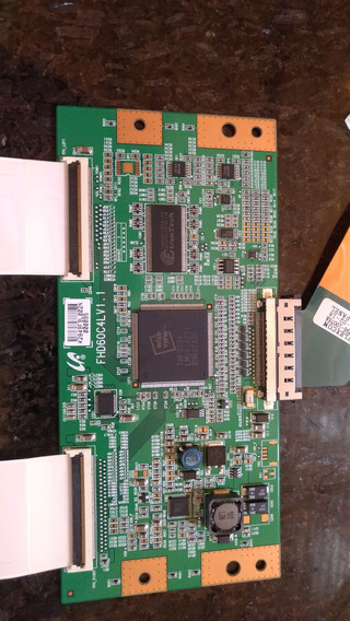 Placa Tcon Tv Samsung Ln 40b530p2m