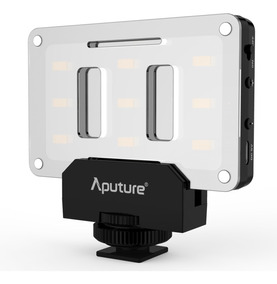 Aputure Al M9 Portátil Led Video Fill Light - Preto