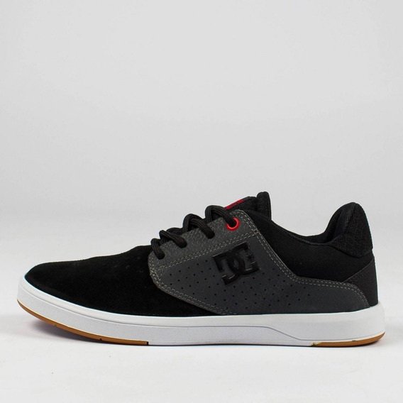 Tênis Dc Shoes Plaza Tc Preto/branco Original