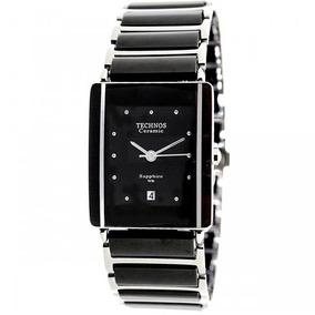 Relógio Technos Ceramic Sapphire 1n12acpai/1p