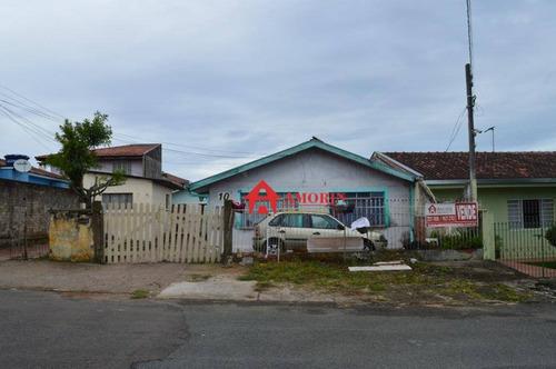 Terreno À Venda, 405 M² Por R$ 320.000,00 - São Braz - Curitiba/pr - Te0186