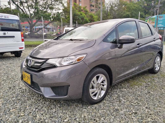 Honda Fit Lx Aut 2016