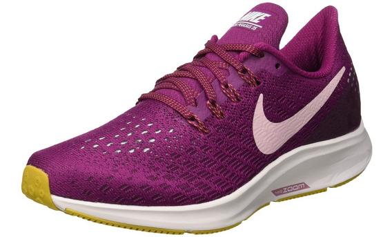 Zapatillas Nike Air Zoom Pegasus 35 Mujer Running 942855-606