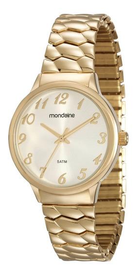 Relógio De Pulso Feminino Mondaine Cód. 83313lpmgde2