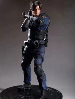 Resident Evil 2 Figura Leon S. Kennedy Coleccionable