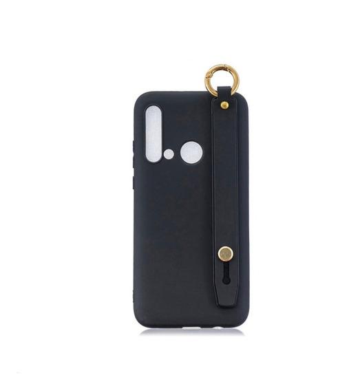 Funda Silicón Banda Soporte Para Galaxy iPhone Huawei Xiaomi