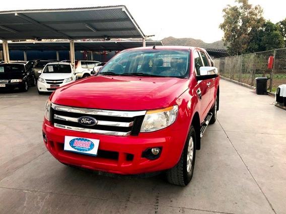 Ford Ranger 3.2 Xlt 4x4 Año 2014