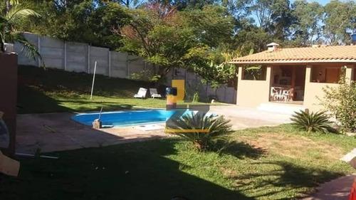 Chácara Com 2 Dormitórios À Venda, 1165 M² Por R$ 390.000,00 - Vivendas Do Engenho D Água - Itatiba/sp - Ch0607