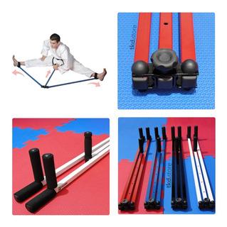 Aparelho Abertura De Pernas (espacate) Flexibilidade Pilates Balé Pole Dance Ioga Kung Fu Capoeira Box Mma